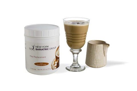 Caramel Latte Meal Replacement Shake