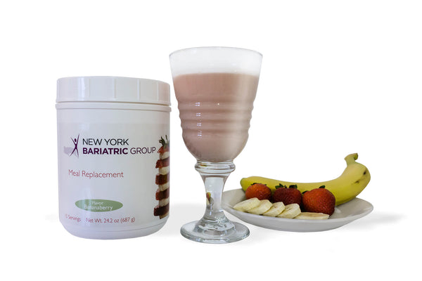Bananaberry Meal Replacement Shake