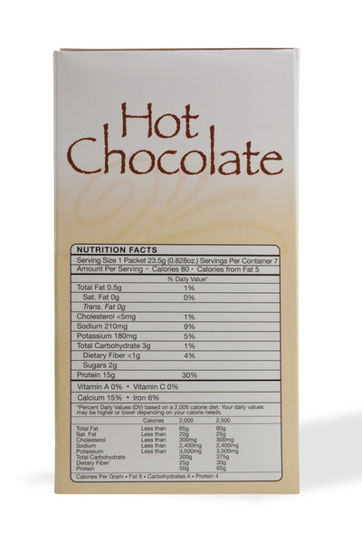Hot Chocolate - Aspartame Free