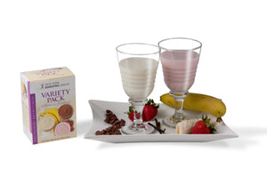 Variety Pack Protein Shakes & Bariatric Puddings