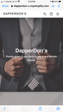DapperDon's G-Card