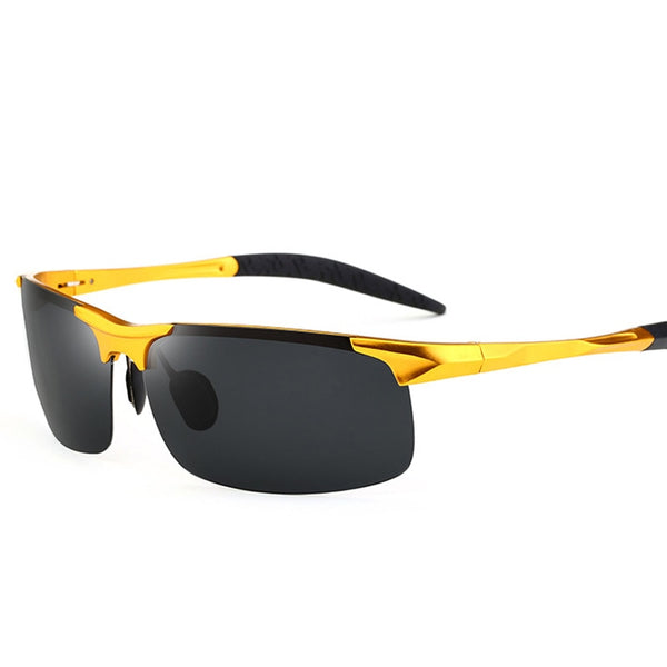 Men's Sports Style Polarized Sunglasses