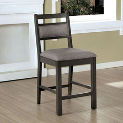 Vicky - Counter Height Chair(2/CTN) - Gray