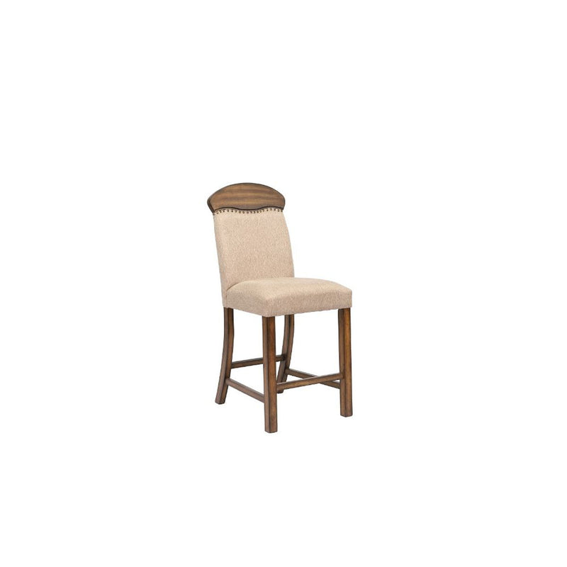 Maurice - Counter Height Chair (Set-2)