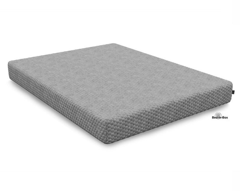 "8"" Diamond Align Gel Memory Foam Mattress 