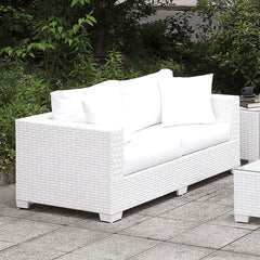 Somani - Adjustable Chaise - White