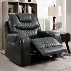 Marley - Power Recliner - Gray
