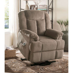 Ixia - Recliner w/Power Lift & Massage