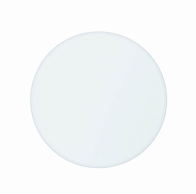 Paxton Collection - Round Glass Top Clear