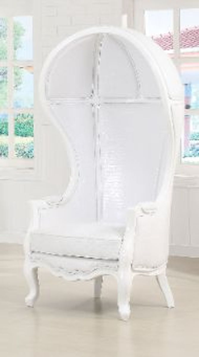 Jana - Hooded Accent Chair