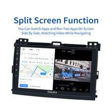 "Load image into Gallery viewer, Dasaita 9"" IPS Android 10.0 Car Radio 1 din for Toyota Prado 120 GPS 2004 2005 2006 2007 2008 2009 Navigation 64G ROM MAX10"