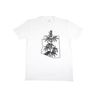 Arizona Cannabis Plant Short Sleeve