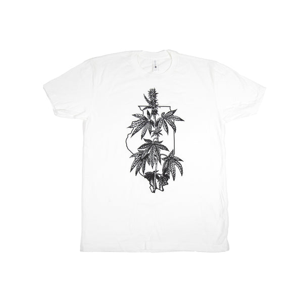 Illinois Cannabis Plant Short Sleeve