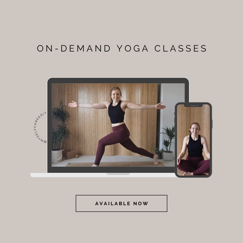 On-Demand Yoga Classes