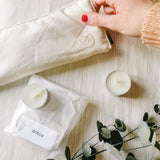 Relax & Detox Tealight Gift Set