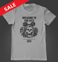 Load image into Gallery viewer, Fun City Short Sleeve T-shirt