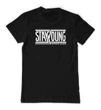 Load image into Gallery viewer, Stay Young SB Team Logo - Black