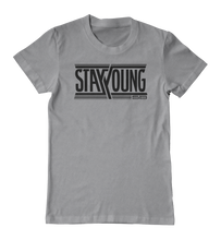 Load image into Gallery viewer, Stay Young SB Team Logo - Gray