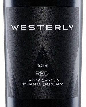 2016 Westerly Red