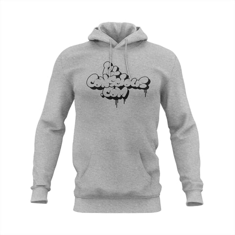 ILL CONSCIOUS OFFICIAL HOODIE GRAY