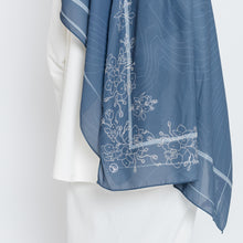 Load image into Gallery viewer, Eshal 155 Shawl Printed Stone