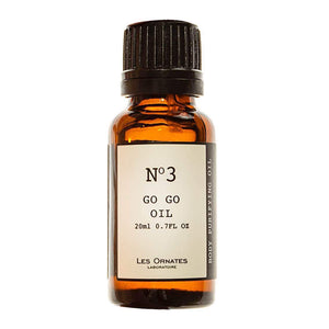 LES ORNATES Body Purifier No.3 Get set oil 20ml test-hair-corner.myshopify.com COM'COM'STORE