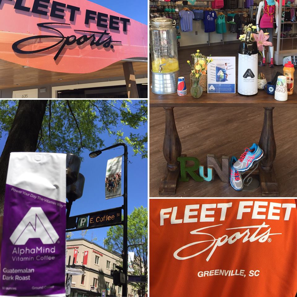 Fleet Feet Sports Greenville, SC