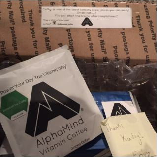 Workingonmyfitness303 Reviews AlphaMind Vitamin Coffee