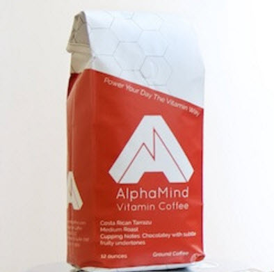AlphaMind Vitamin Coffee article on Health Transformations