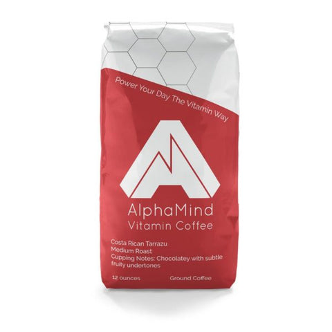 InsideFitnessWomen Review AlphaMind Vitamin Coffee Bag