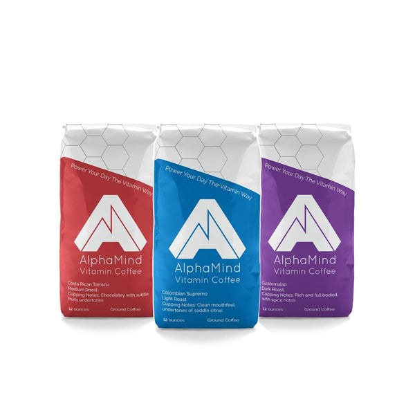 AlphaMind Coffee Bag