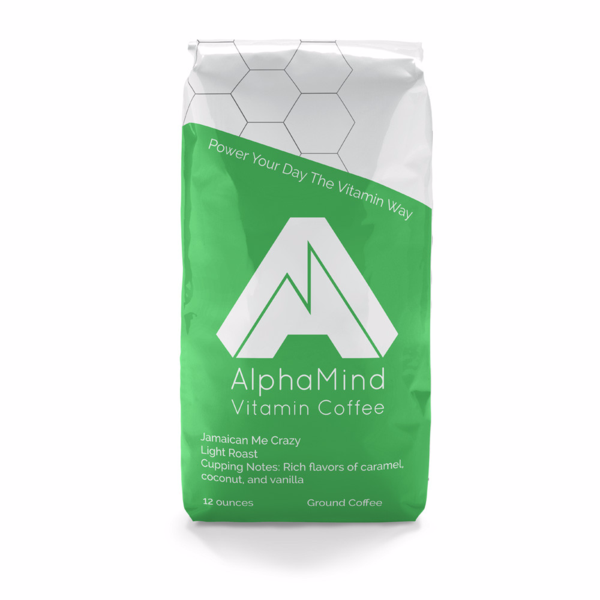 AlphaMind Flavored Coffee Bag