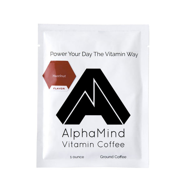 AlphaMind Coffee 1oz Pouch