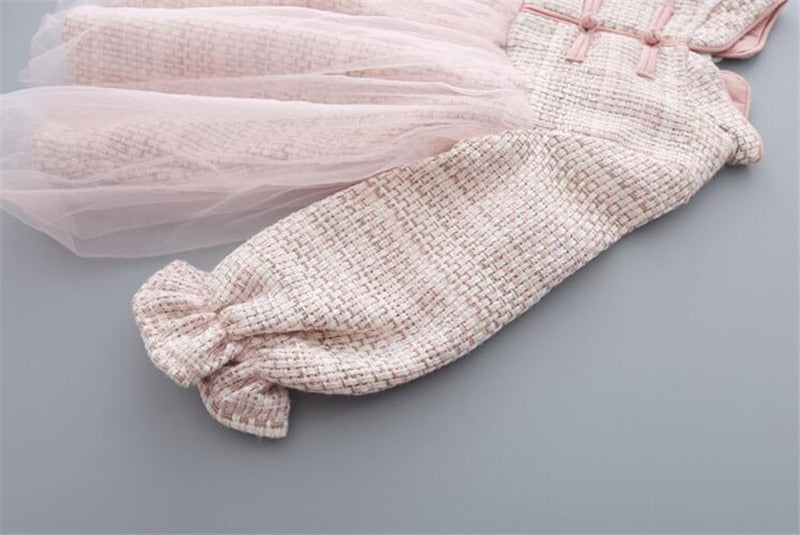 Knitted Angel Dress