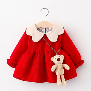 Open image in slideshow, The Teddy Dress
