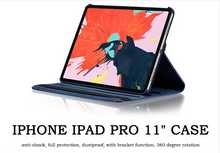 "Load image into Gallery viewer, Ultra Thin 2019 Ipad pro 11"" Case"