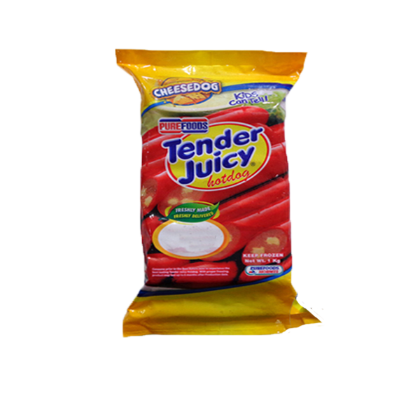 Tender Juicy