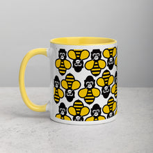 Load image into Gallery viewer, BEEBZ Mug with Color Inside