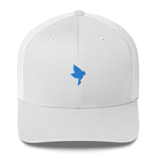 Blanco Trucker - Blue J Cones