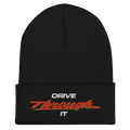 Drive Through It Cuffed Beanie