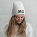 Sim Racing Merch Logo Cuffed Beanie