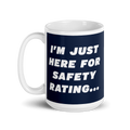 Safety Rating Mug