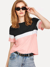 Load image into Gallery viewer, Women Multicoloured T-Shirt - Tee-Zoo