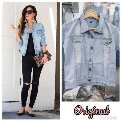 Denim Jacket - Tee-Zoo
