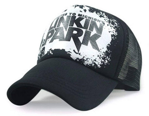 Men Caps Linkin Park - Tee-Zoo
