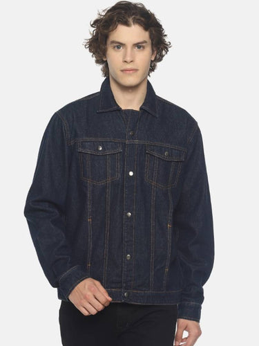 MEN'S DENIM JACKET RJDJ2 - Tee-Zoo