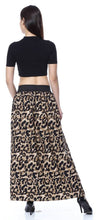 Load image into Gallery viewer, Big Animal Print Women Aline Maxi Polyester Skirt - Tee-Zoo
