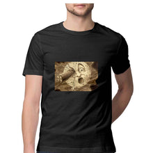 Load image into Gallery viewer, A Trip To The Moon - Short-Sleeve Men's T-Shirt - Tee-Zoo