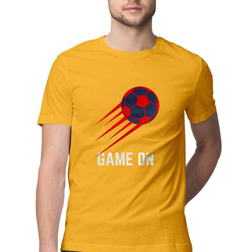 Game On - Short-Sleeve Men's T-Shirt - Tee-Zoo