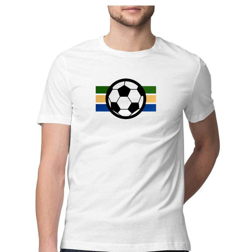 Football - Short-Sleeve Men's T-Shirt - Tee-Zoo